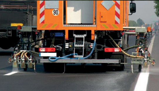 Line Marking System Help Create Lines Faster